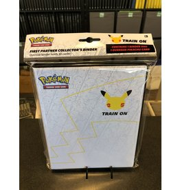 Oversized Cards POKEMON FIRST PARTNER COLLECTOR'S  BINDER