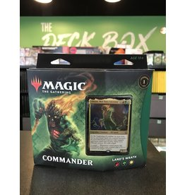 Magic MTG ZENDIKAR RISING COMMANDER: Lands Wrath