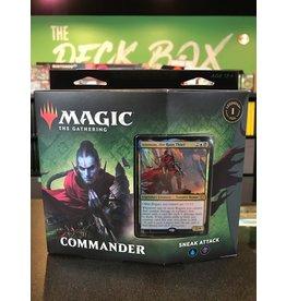 Magic MTG ZENDIKAR RISING COMMANDER: Sneak Attack