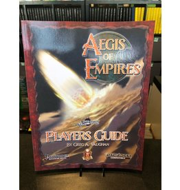 Pathfinder Compatible AEGIS OF EMPIRES PLAYER'S GUIDE