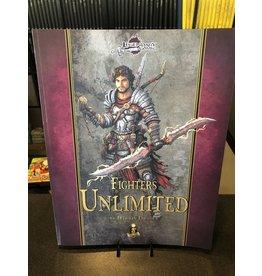 5E Compatible Books FIGHTERS UNLIMITED 5E