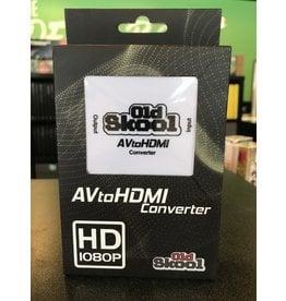 Old Skool AV to HDMI Convertor