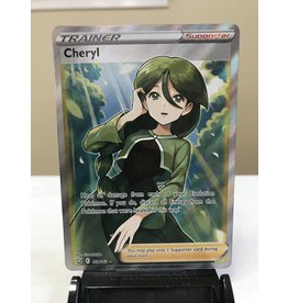 Pokemon Cheryl 159/163