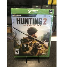 Xbox Scarlett HUNTING SIMULATOR 2  (XBSX)(NEW)
