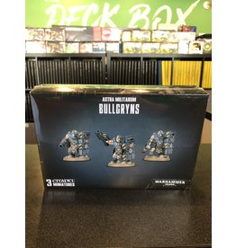 Warhammer 40K Bullgryns / Ogryns / Nork Deddog