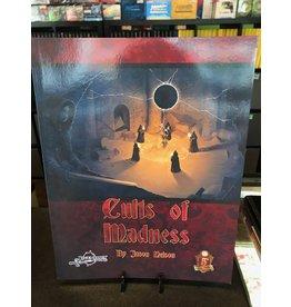 5E Compatible Books CULTS OF MADNESS 5E