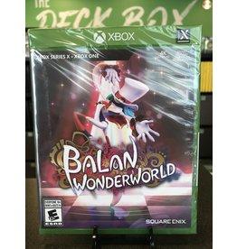 Xbox One BALAN WONDERWORLD  (XBONE)(NEW)