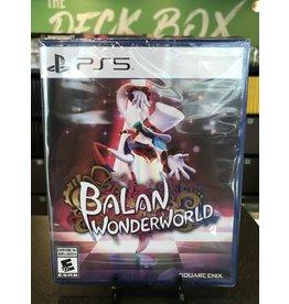PS5 BALAN WONDERWORLD  (PS5)(NEW)