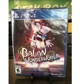 PS4 BALAN WONDERWORLD  (PS4)(NEW)