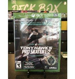 Xbox Scarlett TONY HAWK'S PRO SKATER 1+2 (XBSX)(NEW)