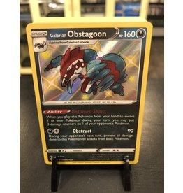 Pokemon Galarian Obstagoon SV080/SV122