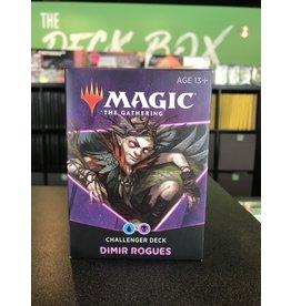 Magic MTG CHALLENGER DECKS DIMIR ROGUES Available April 2