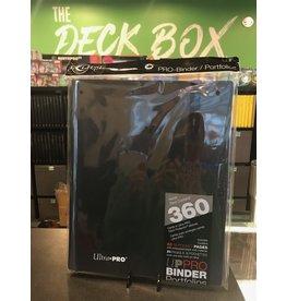 9 Pocket Binder UP BINDER PRO 9PKT BLACK
