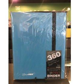 9 Pocket Binder UP BINDER PRO 9PKT SKY BLUE