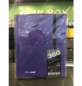 9 Pocket Binder UP BINDER PRO 9PKT ROYAL PURPLE