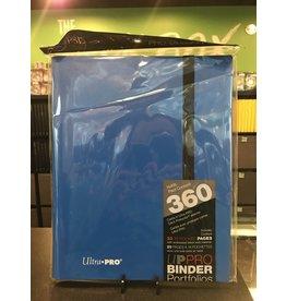 9 Pocket Binder UP BINDER PRO 9PKT PACIFIC BLUE