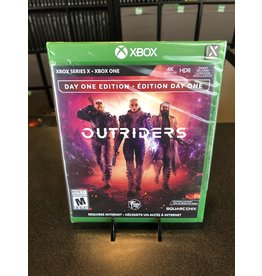 Xbox Scarlett OUTRIDERS DAY 1  (XBSX)(NEW)