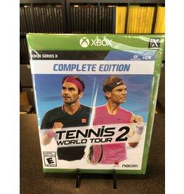 Xbox Scarlett TENNIS WORLD TOUR 2  (XBSX)(NEW)