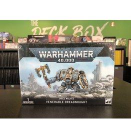 Warhammer 40K Bjorn the Fell-Handed / Space Wolves Venerable Dreadnought  /Murderfang