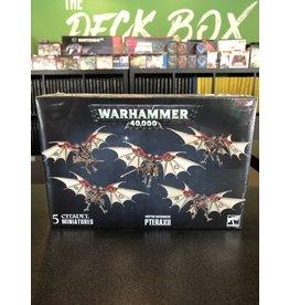 Warhammer 40K Pteraxii Sterylizors / Pteraxii Skystalkers