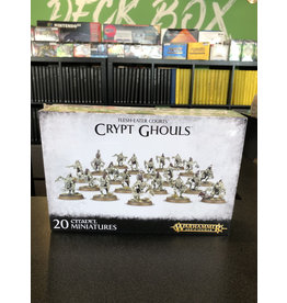 Age of Sigmar Crypt Ghouls / Crypt Ghast Courtier