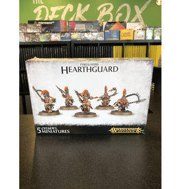 Age of Sigmar Auric Hearthguard / Hearthguard Berzerkers