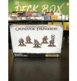 Age of Sigmar Grundstok Thunderers