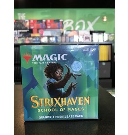 Magic STRIXHAVEN TAKE HOME PRERELEASE QUANDRIX