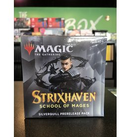 Magic STRIXHAVEN TAKE HOME PRERELEASE SILVERQUILL  (PREORDER EXPECTED April 16)