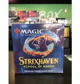 Magic STRIXHAVEN TAKE HOME PRERELEASE PRISMARI(PREORDER EXPECTED April 16)