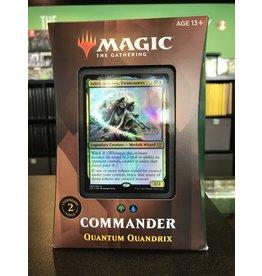 Commander MTG STRIXHAVEN COMMANDER QUANTUM QUANDRIX