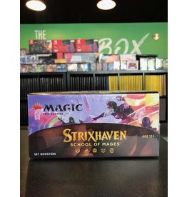 Magic MTG STRIXHAVEN SET BOOSTER BOX   (PREORDER EXPECTED April 16)
