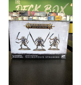 Age of Sigmar Necropolis Stalkers / Immortis Guard