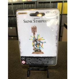 Age of Sigmar Skink Starpriest