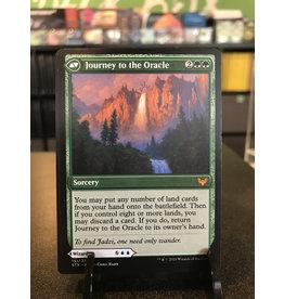 Magic Jadzi, Oracle of Arcavios // Journey to the Oracle  (STX)