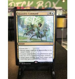 Magic Quandrix Command  (STX)