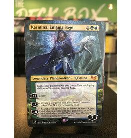 Magic Kasmina, Enigma Sage  (STX)  (Borderless)