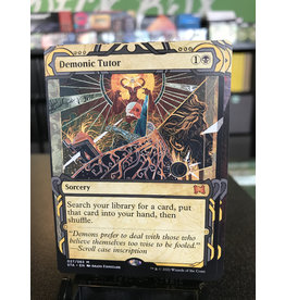 Magic Demonic Tutor  (STA)