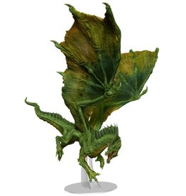 D & D Minis DND ICONS: ADULT GREEN DRAGON PREMIUM  (PREORDER EXPECTED  July 15)