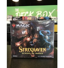 Magic MTG STRIXHAVEN BUNDLE