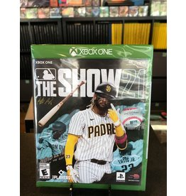 Xbox One MLB THE SHOW 21  (XBONE)(NEW)