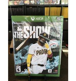 Xbox Scarlett MLB THE SHOW 21  (XBSX)(NEW)