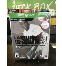 Xbox One MLB THE SHOW 21 | JACKIE ROBINSON EDITION (XBONE)(NEW)