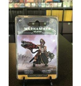Warhammer 40K Commissar Yarrick
