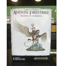 Age of Sigmar Aventis Firestrike: Magister of Hammerhal / Lord-Arcanum on Tauralon