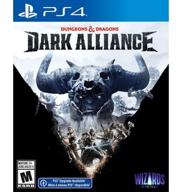 PS4 DUNGEONS & DRAGONS DARK ALLIANCE (PS4)(NEW)  (PREORDER EXPECTED  June 22)