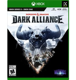 XBSX DUNGEONS & DRAGONS DARK ALLIANCE (XBSX)(NEW)  (PREORDER EXPECTED  June 22)