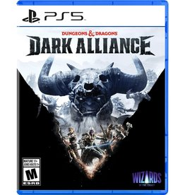 PS5 DUNGEONS & DRAGONS DARK ALLIANCE (PS5)(NEW)  (PREORDER EXPECTED  June 22)