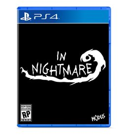 PS4 IN NIGHTMARE (PS4)(NEW)  (PREORDER EXPECTED  July 06)