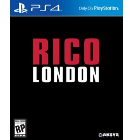 PS4 RICO LONDON (PS4)(NEW)  (PREORDER EXPECTED  July 30)